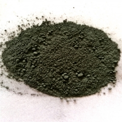 How to produce manganese silicide MnSi2 powder?