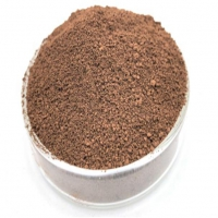 Spherical silica powder and its application